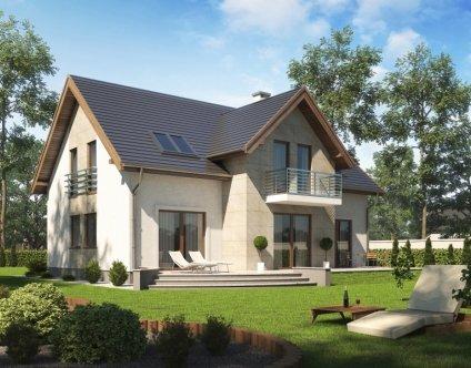 Gotowe Projekty Domów Jednorodzinnych Słoneczne Domy